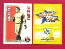 Charlton Athletic Scott Carson England (SO07)